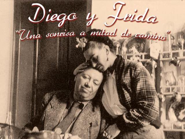 Exposición fotográfica de Diego Rivera y Frida Kahlo en la Alianza Francesa