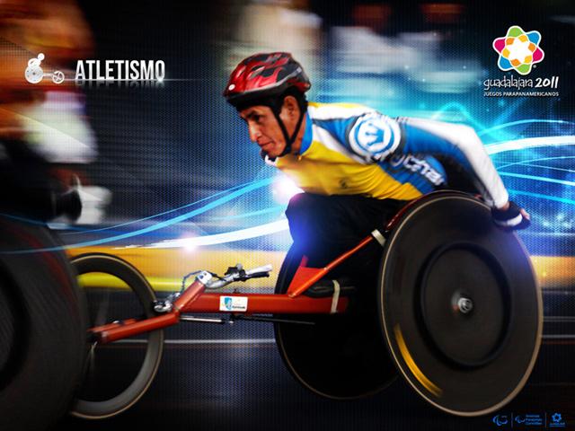 Calendario Actividades Deportivas de los Juegos Parapanamericanos Guadalajara 2011