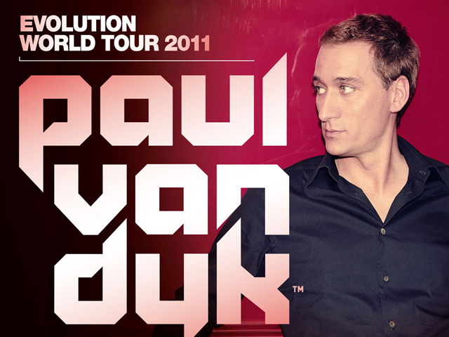 Paul Van Dyk trae el Evolution Tour a México
