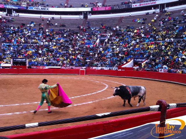 La tradicional Fiesta Brava en México