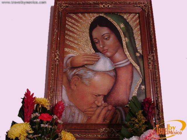 12 de Diciembre: Día de la Virgen de Guadalupe