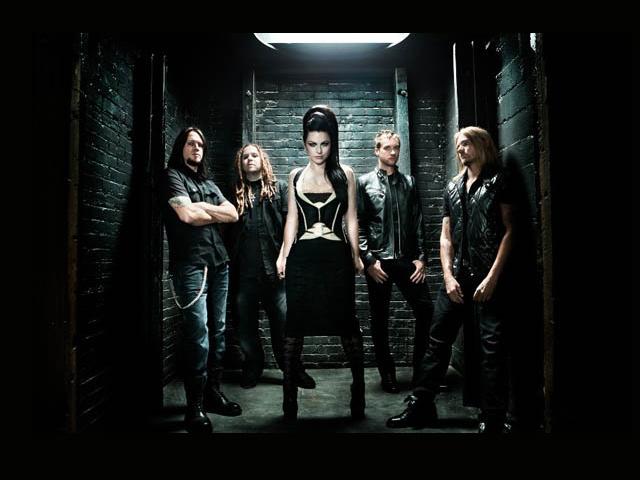 Evanescence en concierto en Guadalajara, Monterrey y el D.F