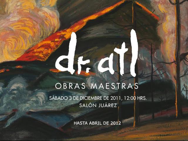 Obras Maestras del Dr. Atl en el CCU de Tlatelolco