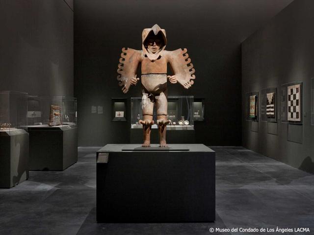 Incas y Mexicas atraen al público estadounidense en Los Ángeles