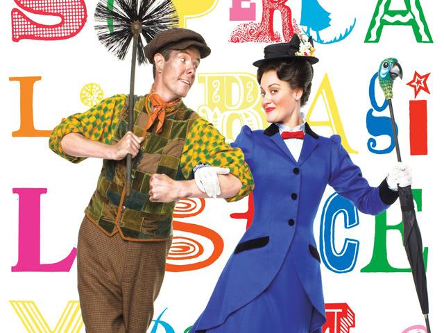 Directo de Broadway llega Mary Poppins a México
