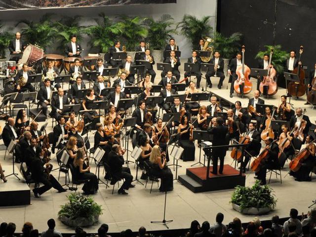 Fantasía Musical: Temporada 2012 de la Orquesta Filarmónica de Acapulco