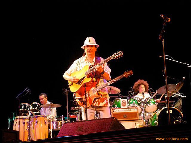 Carlos Santana, Gira 2012 en México