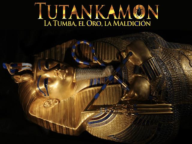 Tutankamón y sus misterios se quedarán todo el 2012 en México