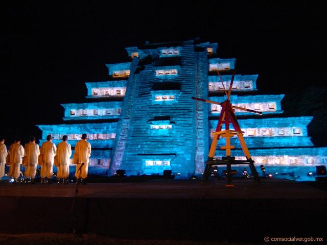 Programa de Conciertos y Actividades Cumbre Tajín 2012