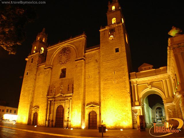 Catedral de Mérida, la más antigua construida en tierra firme de América