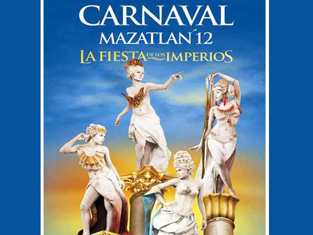 Actividades y Conciertos del Carnaval Internacional Mazatlán 2012