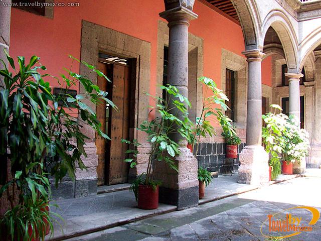 Archivo Histórico del Distrito Federal Carlos de Sigüenza y Góngora