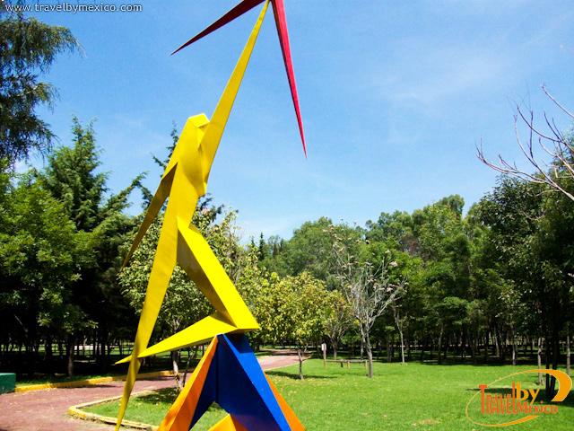 Parque Naucalli: espacio recreativo y cultural a unos pasos de las torres de Satélite