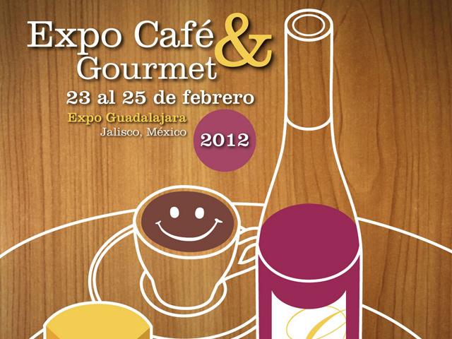 Expo Café & Gourmet Show 2012 en Guadalajara