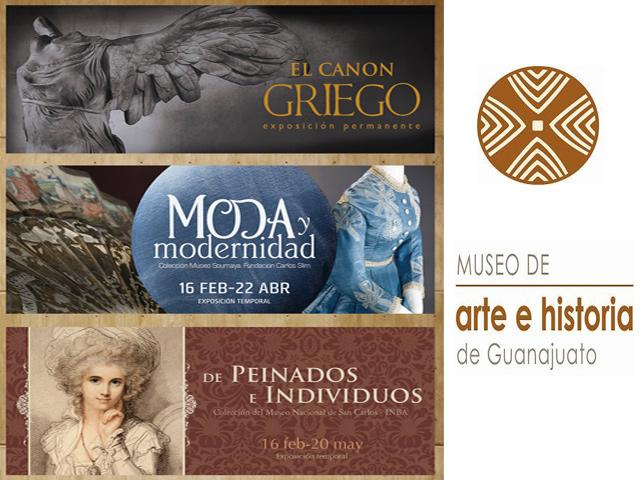 El Museo de Arte e Historia de Guanajuato presenta sus primeras exposiciones 2012