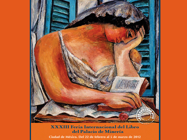Feria Internacional del Libro del Palacio de Minería, edición 2012