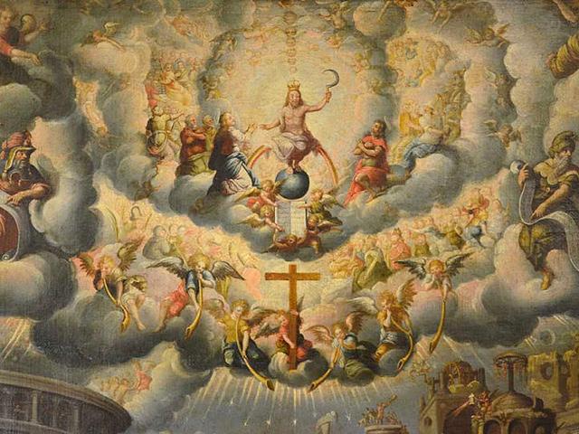 Inicia exposición sobre pecados y tentaciones en la Epoca Virreinal