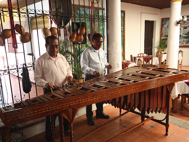 La Marimba en México