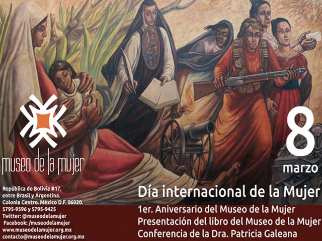 El Museo de la Mujer en la ciudad de México