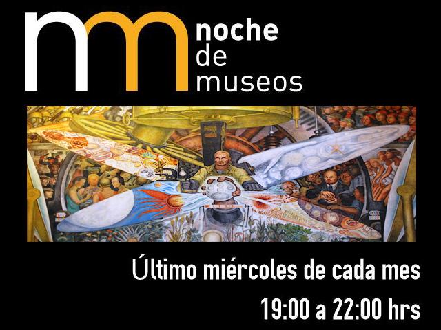 Noche de Museos Febrero 2012: recintos participantes y programa de actividades
