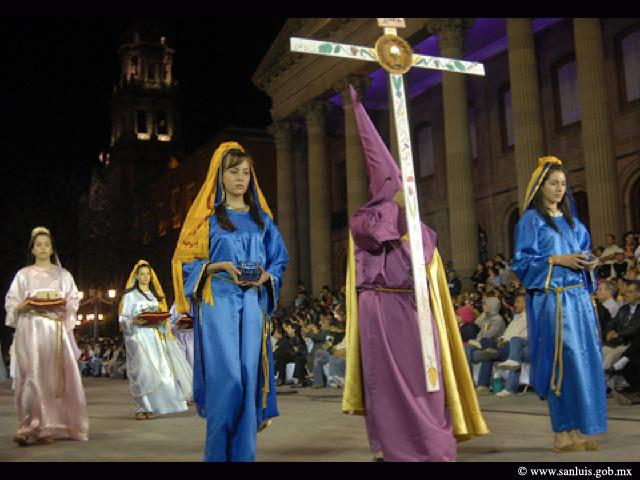 Fechas de Semana Santa y Vacaciones Escolares 2012 en México