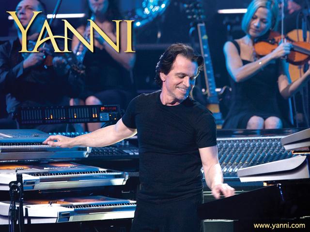 Yanni estará de gira por México en Marzo de 2012