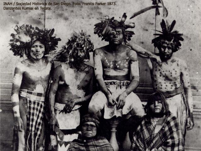 Grupos Yumanos de Baja California y su arte conquistan a los capitalinos
