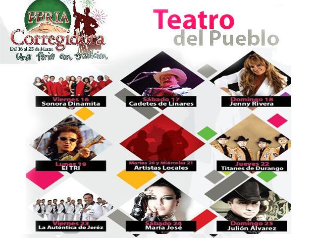 Feria Corregidora, del 16 al 25 de marzo de 2012