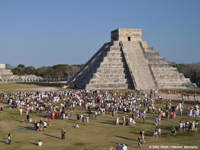 Operativo Equinoccio Primavera 2012: proteger el público y el patrimonio arqueológico