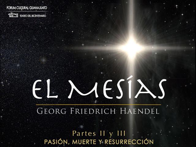 El Mesías de G.F. Haendel en el Teatro del Bicentenario
