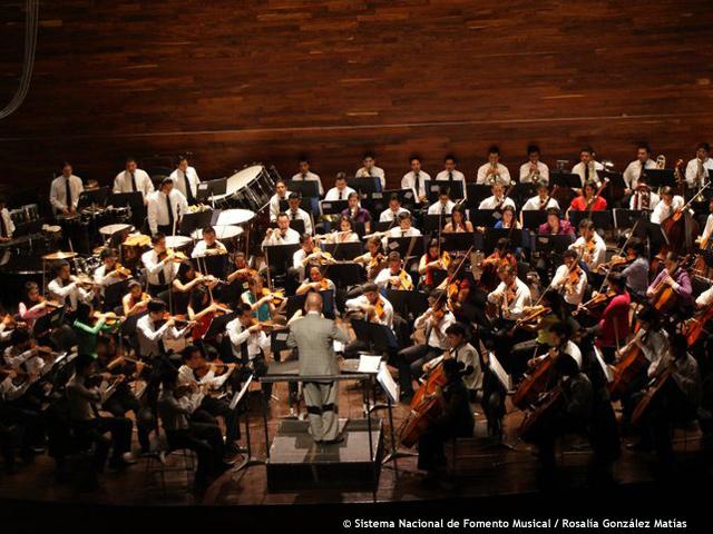 """Conciertos """"Año del Mundo Maya"""": Orquesta Sinfónica Juvenil Carlos Chávez"""