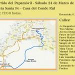 Benedicto XVI en México: Recorridos de la Papamóvil en el Estado de Guanajuato