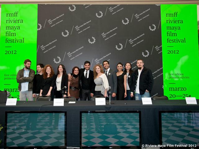 Riviera Maya Film Festival, del 20 al 25 de Marzo de 2012