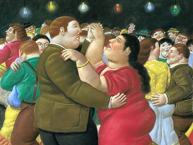 """""""Fernando Botero. Una Celebración"""" en el Museo del Palacio de Bellas Artes"""