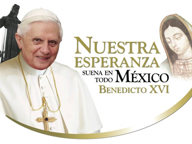 Visita Apostólica de S.S. Benedicto XVI a México, del 23 al 26 de marzo de 2012