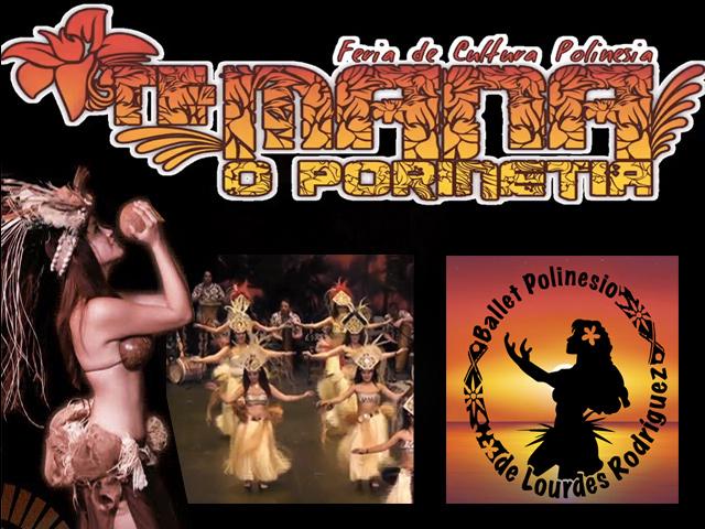 3a. Feria de Cultura Polinesia 2012 en el Teatro San Benito Abad
