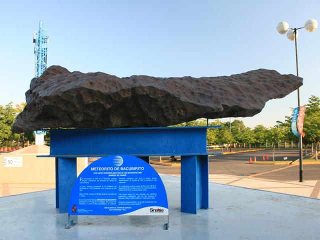 Meteorito de Bacubirito: hallado en México, es el segundo más grande de América Latina