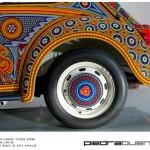 El Vochol, excepcional obra de arte huichol se exhibe en Washington