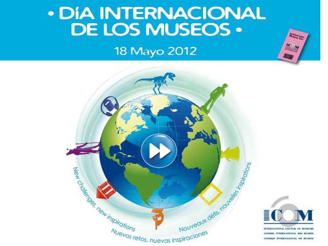Museos del INAH se alistan para el Día Internacional del Museo 2012