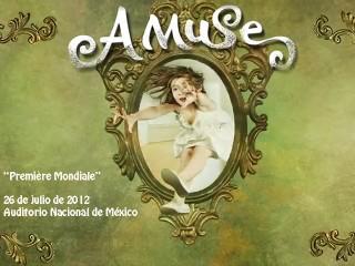 Estreno mundial en México de A Muse, última creación de Les 7 doigts de la main