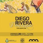 Diego Rivera: Veracruzano por adopción, en la Pinacoteca de Xalapa