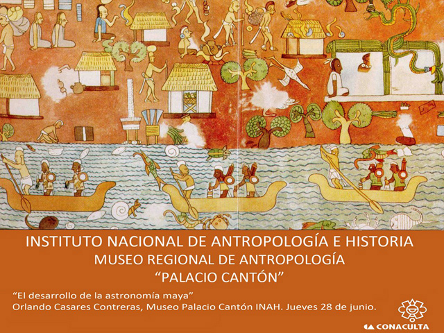 El desarrollo de la astronomía maya, conferencia gratuita en el Palacio Cantón