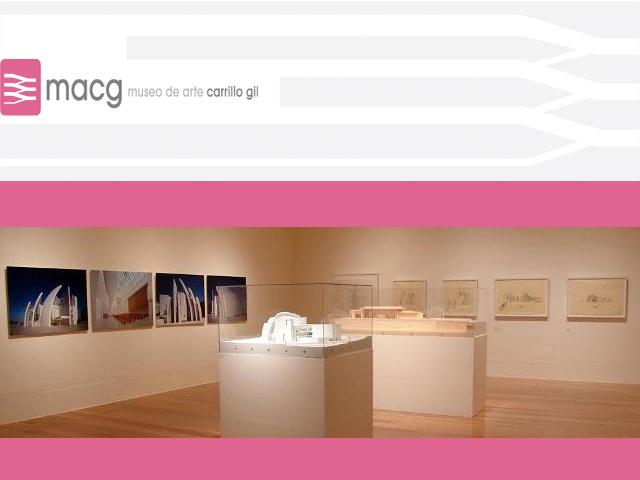 Retrospectiva Richard Meier en el Museo de Arte Carrillo Gil