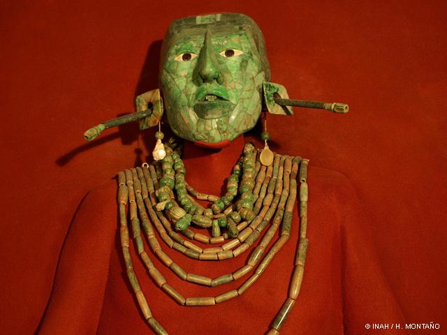 Ciclo de conferencias: La Tumba de Pakal, a 60 años de su descubrimiento