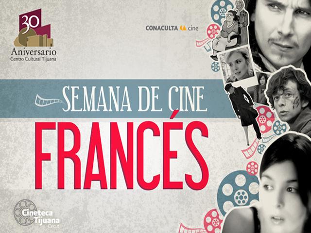 Semana de Ciné Francés en Tijuana