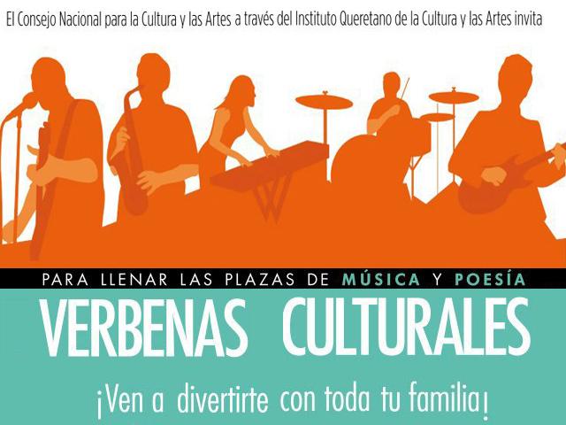 Música, danza y teatro en las Verbenas Culturales Querétaro 2012