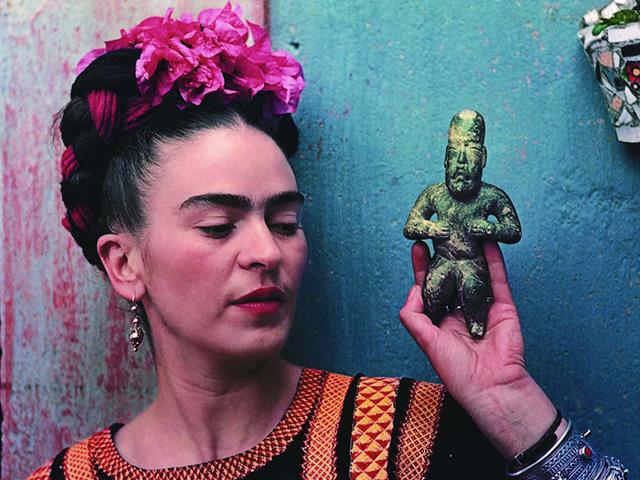 Canal 22 recordará a Frida Kahlo con dos documentales