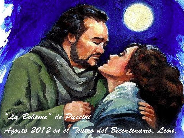 La Bohème de Giacomo Puccini en el Teatro del Bicentenario