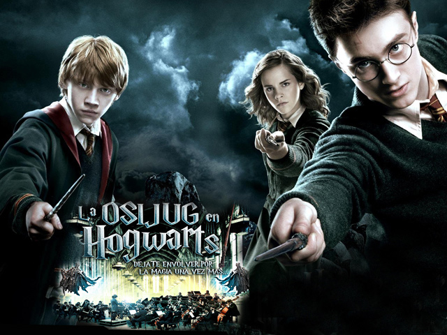 La OSIJUG revive la magia musical de Harry Potter