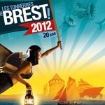 Buque Escuela Cuauhtémoc lucirá en la fiesta maritima de Brest, Francia